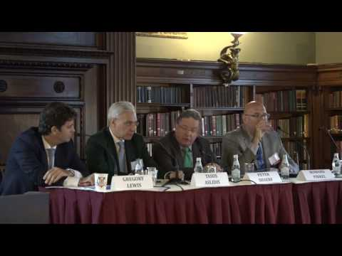 2016 New York Maritime Forum - Container & Liner Shipping Panel