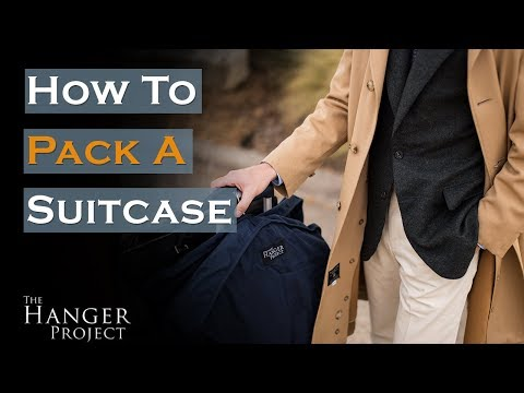 Traveling Tips: How to Pack a Suitcase