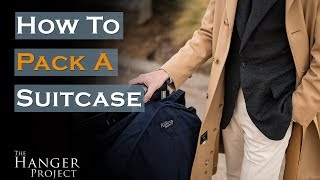 Traveling Tips: How to Pack a Suitcase | Kirby Allison