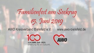 100 Jahre AWO   Familienfest am Seekrug   15. Juni 2019  - Aftermovie