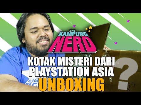 Kotak Misteri Dari Playstation Asia   The Kampung Nerd
