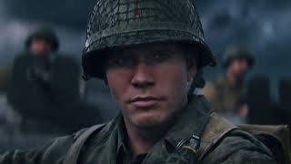 Call of Duty World War 2 Campaign First Ten Minutes Game Play 1