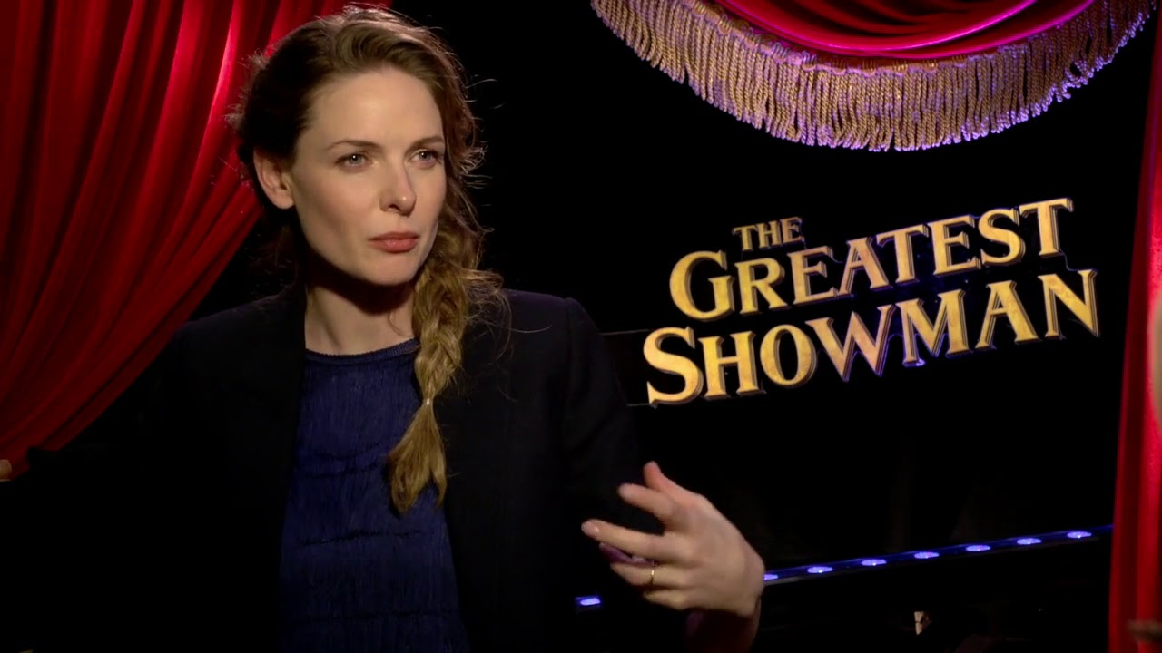 Does Rebecca Ferguson Sing in 'The Greatest Showman'? Details ...
