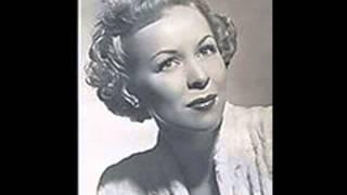 Too-Ra-Loo-Ra-Loo-Ral (That's An Irish Lullaby) (1948) - Evelyn Knight Video
