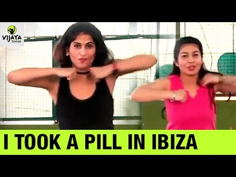 I Took A Pill In Ibiza | Mike Posner | Zumba...
