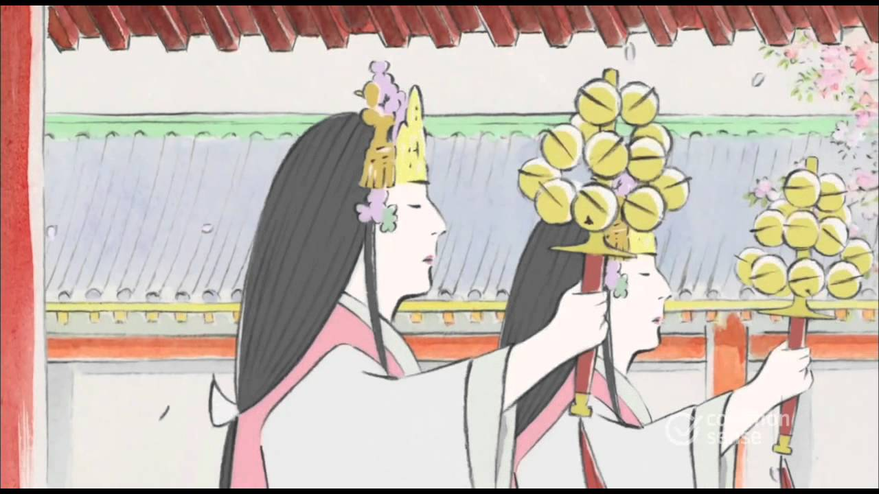 The Tale of the Princess Kaguya Review