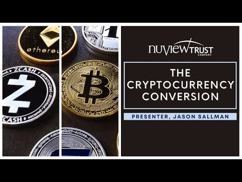 The Cryptocurrency Conversion