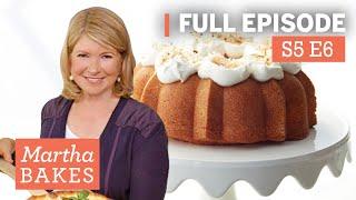 Martha Stewart Makes 4 Coconut Desserts | Martha Stewart Classic Episodes