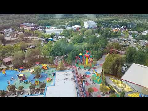 Legoland Guenzburg Germany - View from Tower