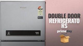 Double Door Refrigerators Prime Day Deals: Whirlpool 292 L 3 Star Frost-Free Double-Door