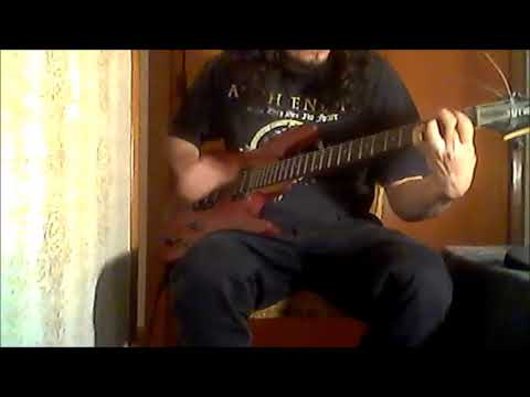 Karl Jamieson - Guitar - Drums Track Remix, this is a short