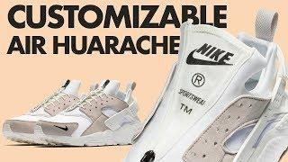 "Customizable Nike Air Huarache ""All-Star"" - February 15th, 2018 ..."