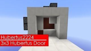 3x3 Hubertus Door [125 Subscribers!]