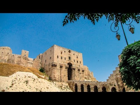 Millennium Cities . Syria .  Aleppo . Part 1