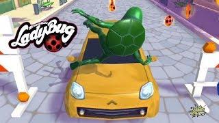 Miraculous Ladybug & Cat Noir #45 | CARAPACE: Play Infinite LEVELS in PARIS!