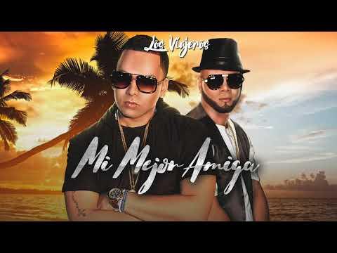 Los Viajeros - Mi Mejor Amiga (Cover Audio) *Reggaeton*