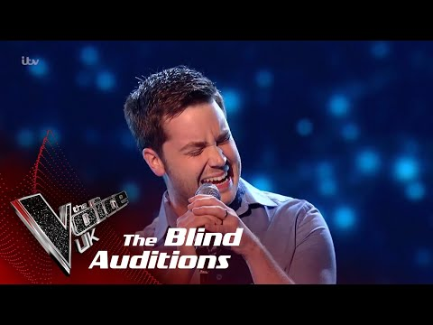 Simon Performs 'Sign Of The Times': Blind Auditions | The Voice UK 2018