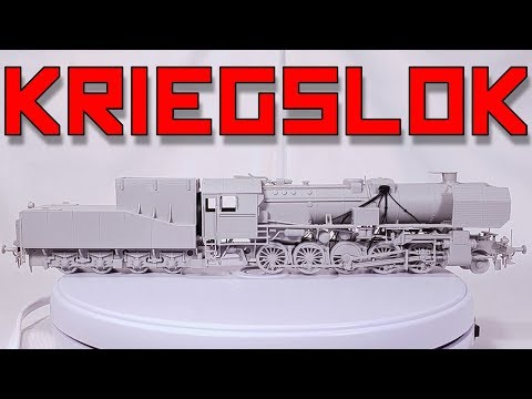 Hobby Boss German Kriegslokomotive [1:72]
