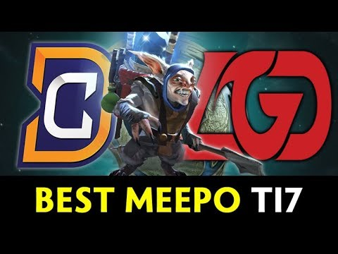 DCAbed TOP 1 Meepo Player For TI7 Dota Gameplay Doovi
