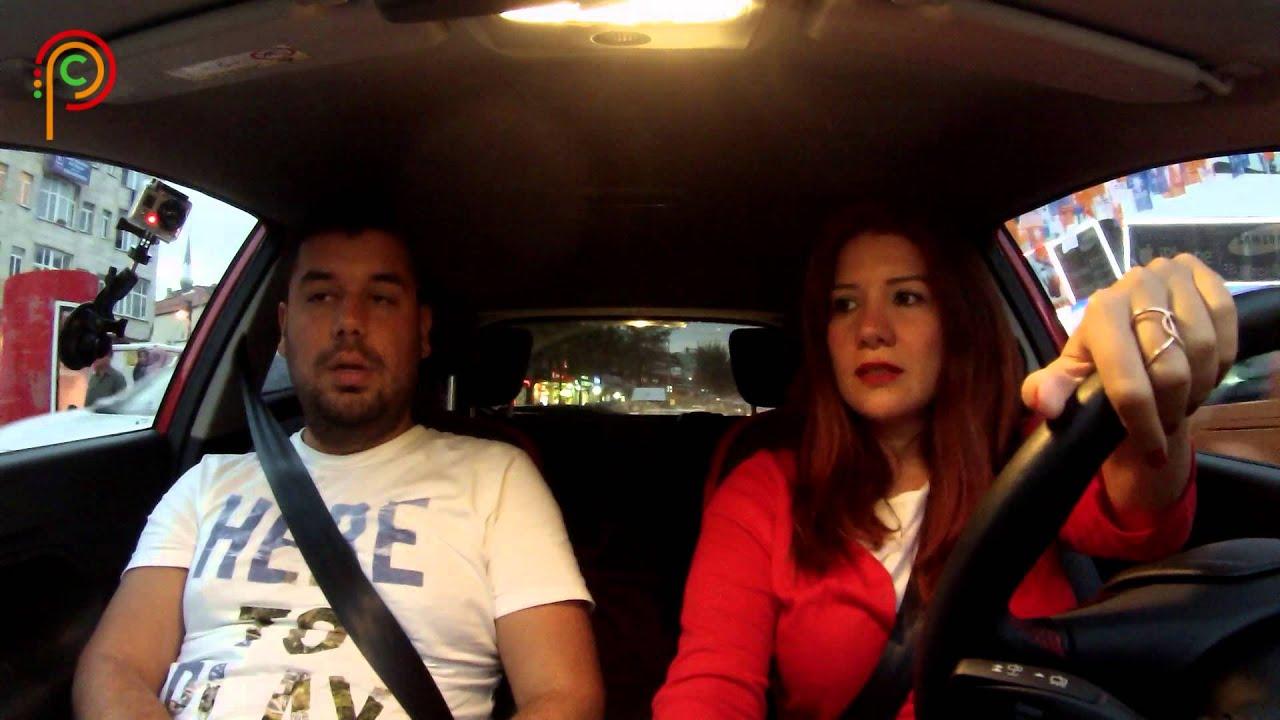 Kadın Gözüyle | Ford Fiesta Red
