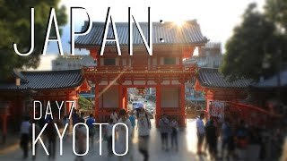 Japan: Day 7 - Getting to Kyoto