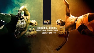 UFC 214: Cormier vs Jones 2
