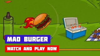 Mad Burger · Game · Gameplay