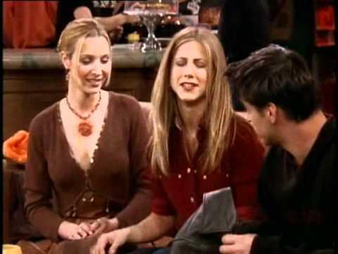 Vidéo Friends - Ceux qui apprennent tout sur Monica et Chandler (en VF)