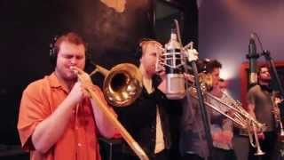 McNasty Brass Band - Hard Top