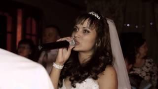 Любимый муж мой! Невеста поет песню на свадьбе.(песня «Любимый муж мой «(Муз. и Сл. Орской Маргариты) Одно из самых трогательных свадебных видео. Искренние..., 2013-05-08T02:22:05.000Z)