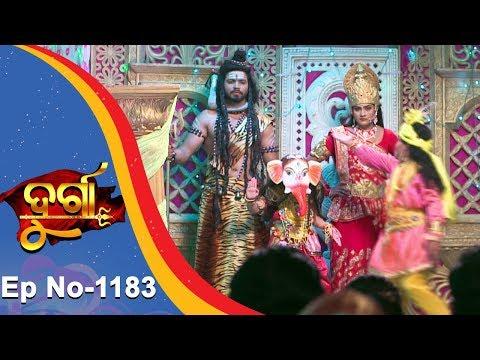 Durga | Full Ep 1183 | 22th Sept 2018 | Odia Serial – TarangTV