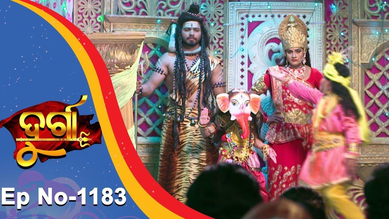 Durga | Full Ep 1183 | 22th Sept 2018 | Odia Serial - TarangTV