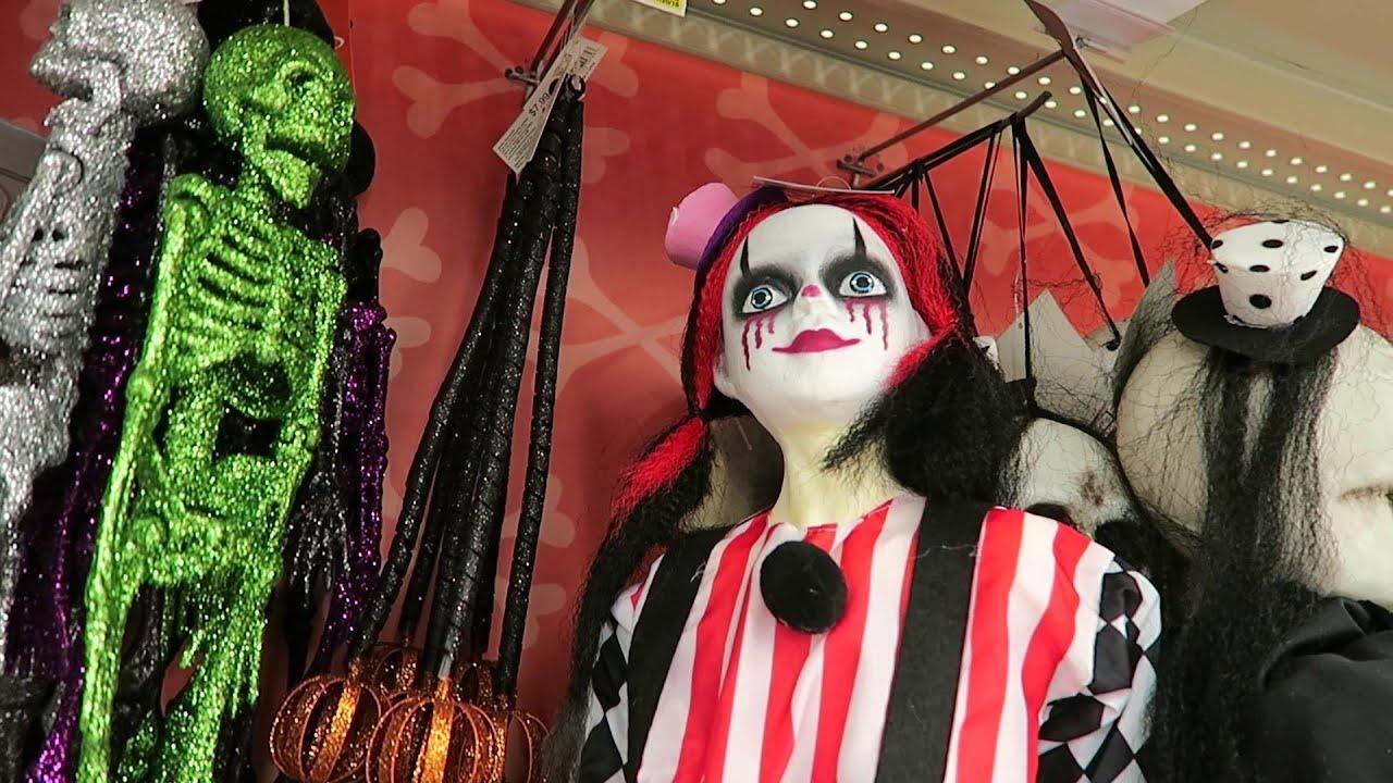 kroger halloween candy dcor 2016