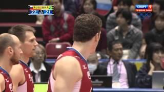Волейбол  Мужчины  Большой Чемпионский Кубок  Россия Бразилия  23 11 2013(, 2013-11-23T18:09:34.000Z)