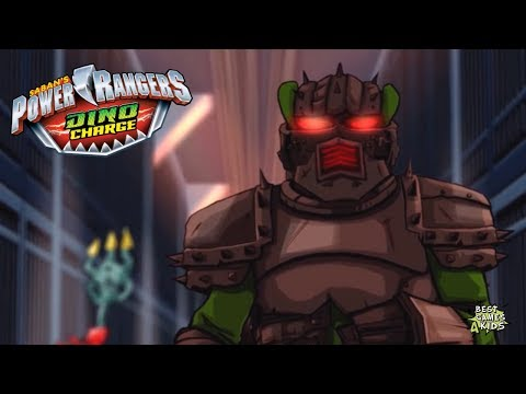 CHAPTER 1: Ambush!   Power Rangers Dino Charge Rumble HD By StoryToys Entertainment Limited