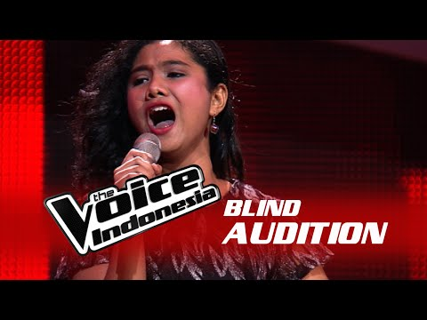 Grace Marla Jar Of Heart I The Blind Audition I The Voice Indonesia 2016