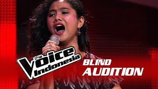 """Grace Marla """"jar Of Heart"""" I The Blind Audition I The Voice Indonesia"""