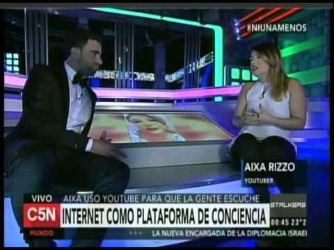C5N - STALKERS: INTERNET COMO PLATAFORMA DE CONCIENCIA