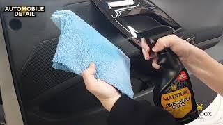 Vídeo: Limpiador Protector de Interiores - Maddox Automobile Detail