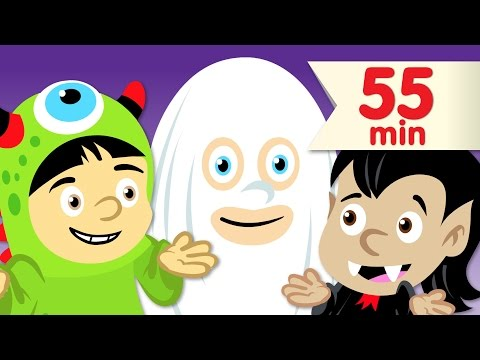 Who Took The Candy?   Halloween Songs + More Kids Songs   Super Simple Songs