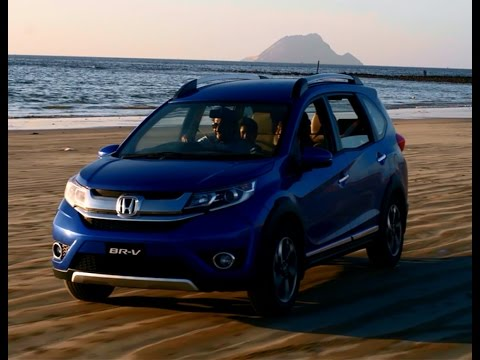All New Honda BR-V – 7 Seater SUV (Launch Version)