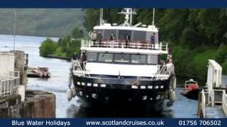 Scotland Cruises | Blue Water Holidays | Lord of the Glens