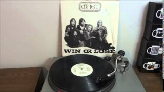 Magi - Win or Lose - Rare 1970s Hard Rock Vinyl LP