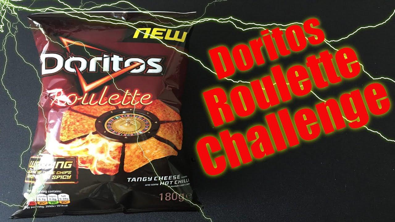 Doritos roulette challenge by doritos dania casino