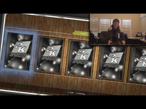 INSANE DIAMOND NBA2K16 MY TEAM PACK OPENING!!!