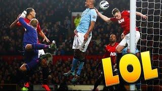 Funniest own goals ever scored!!