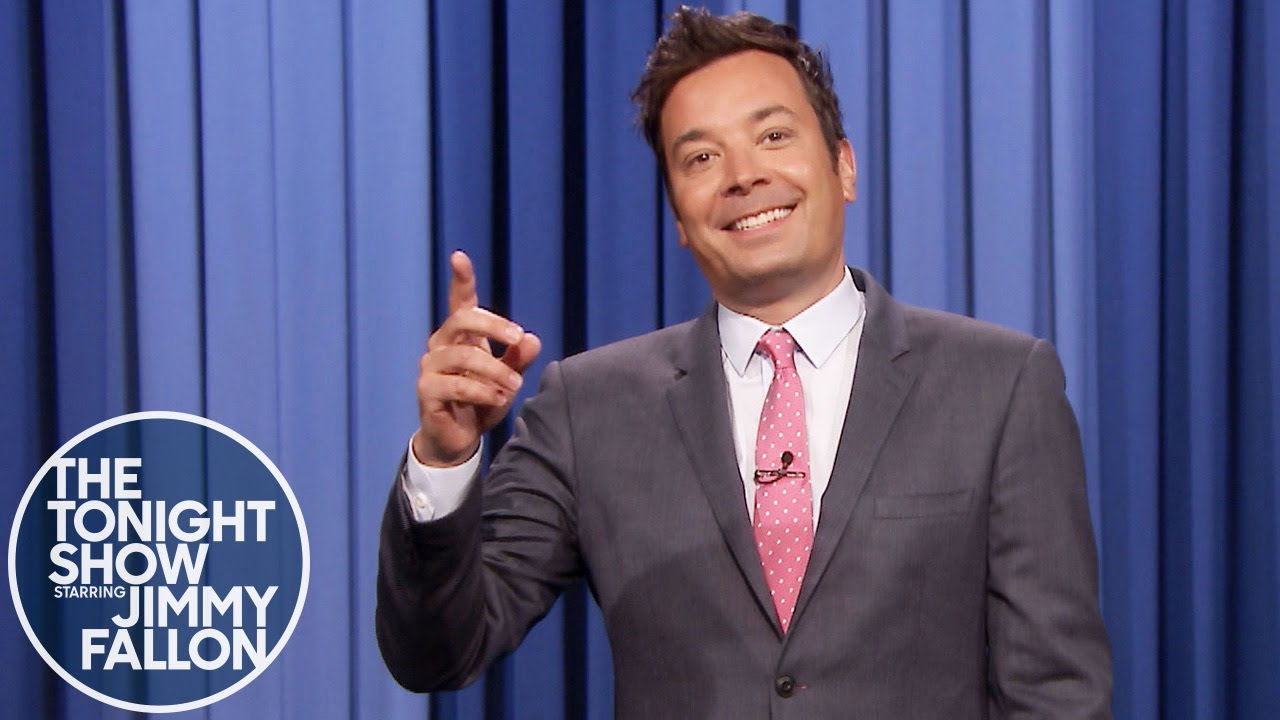 Jimmy Fallon Mocks Vladimir Putin Begins Kickstarter for War on Ukraine