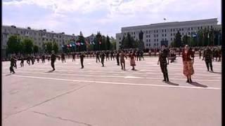 Русь Молодая! Луганск - 9 мая 2016 года!