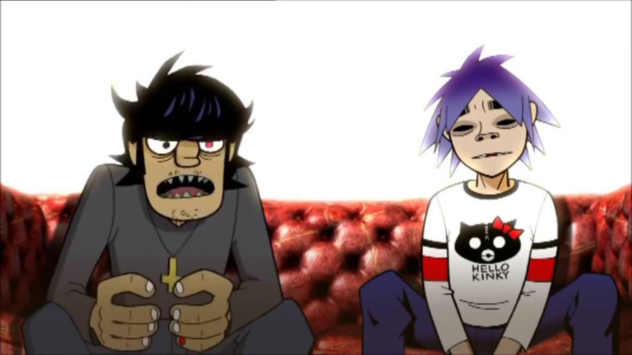 Fave Murdoc Moments Youtube