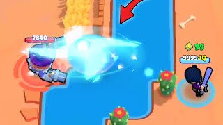 9999IQ BIBI Super Skill ☄️ Brawl Stars 2020 Funny Moments, Epic, Wins & Fails